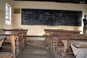 Un aula en África