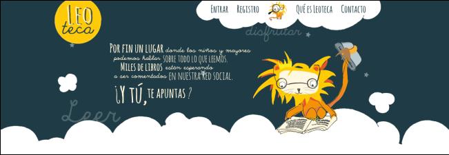leoteca comunidad lectora para niños